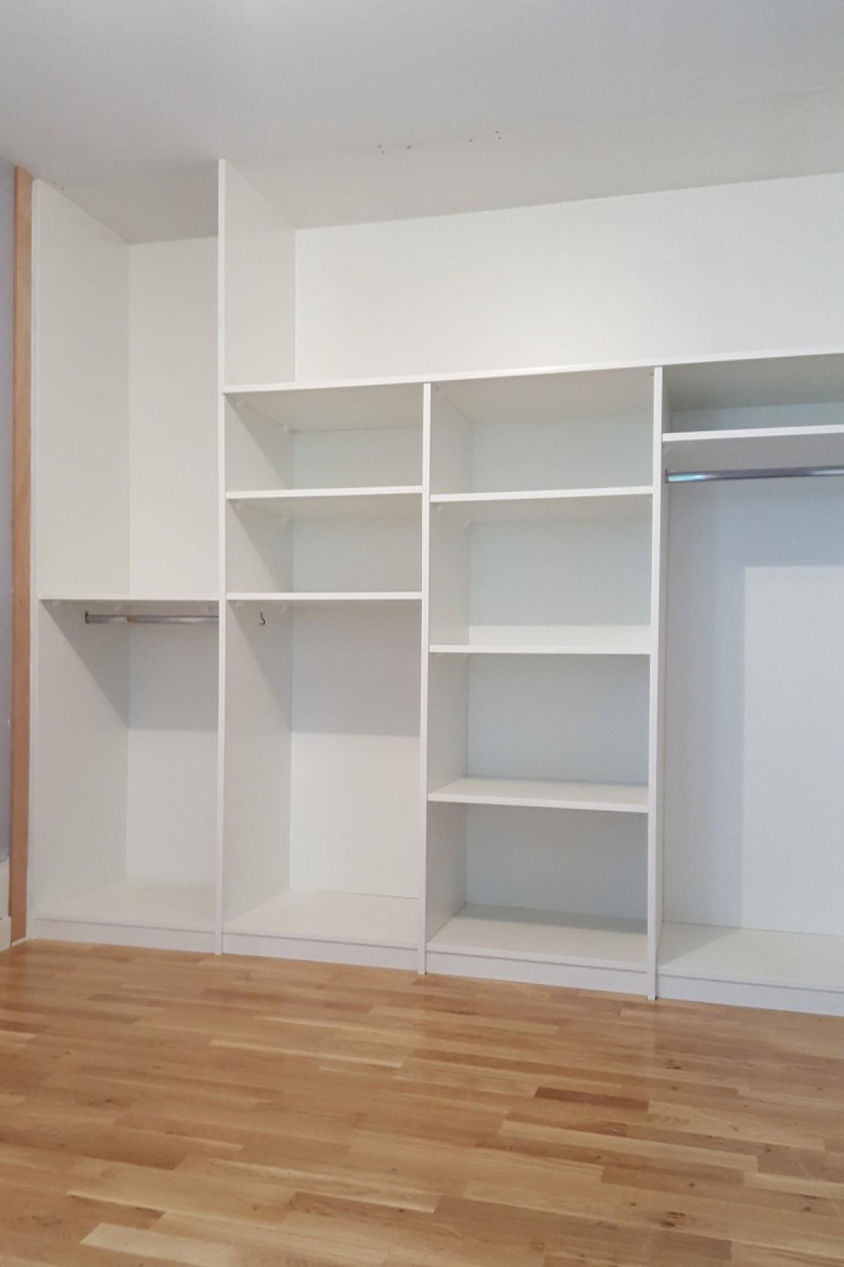 Fabrication et pose de placard et de dressing sur mesure en ille et vilaine 35 - Placard ikea chambre ...