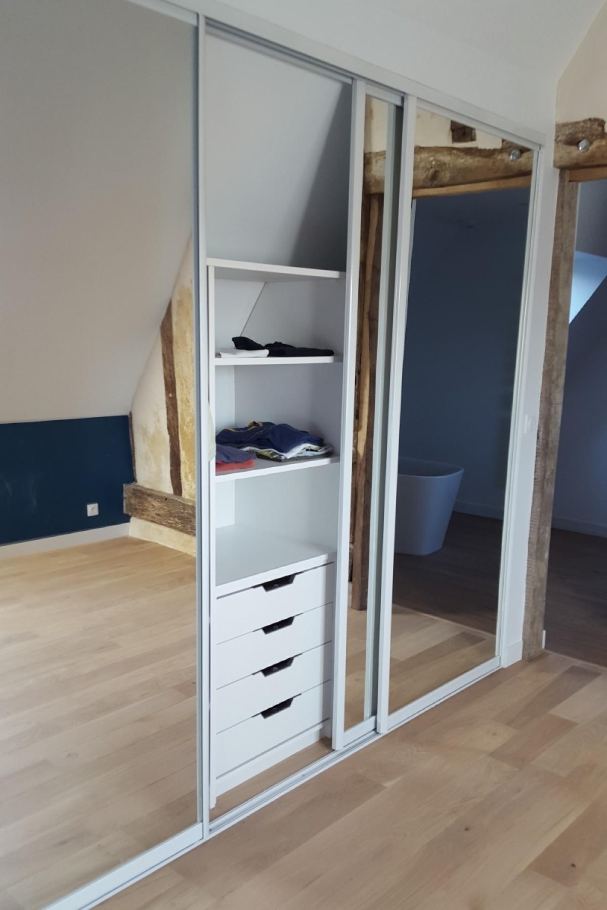 fabrication et pose de placard et de dressing sur mesure en ille et vilaine 35. Black Bedroom Furniture Sets. Home Design Ideas